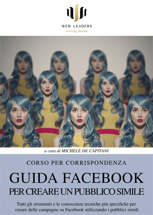 Guida Facebook Web Leaders